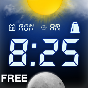 Alarm-Clock-Free-for-Kindle-Fire-0